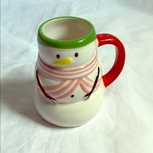 Snowman Coffee Tea Mug NEW